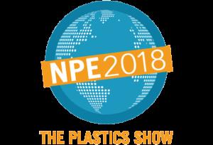 NPE 2018 logo
