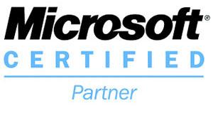 Microsoft Certified Partner Logo