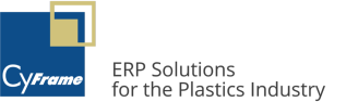 CyFrame ERP Solutions for the Plastics Industry